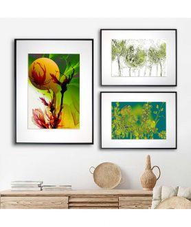 Plakaty w pokoju dziennym - Grafiki Obrazy
