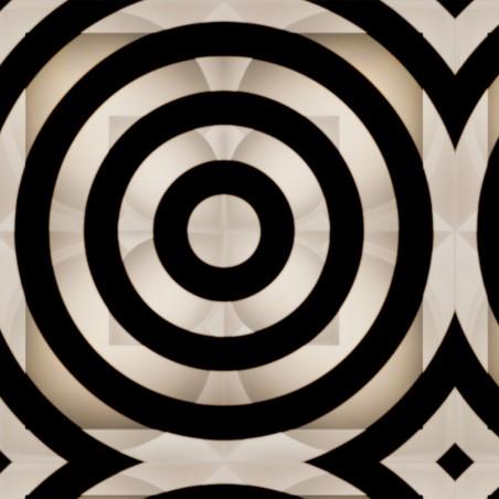 Obraz na płótnie Obrazy 3d koła na ścianę Spodki (1-częściowy) szeroki