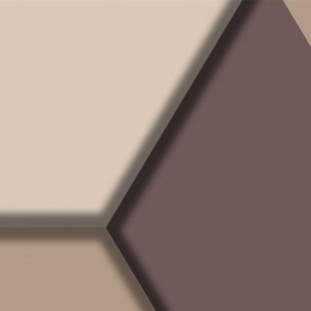 Obraz na płótnie Obraz geometryczny Sześciany (1-częściowy) szeroki