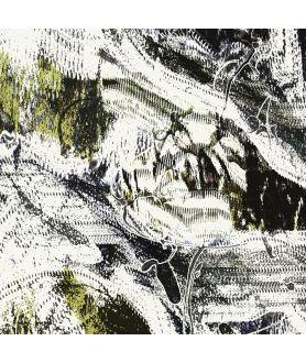 Obraz na płótnie Obraz nowoczesny Korzenie akwarela (1-częściowy) szeroki