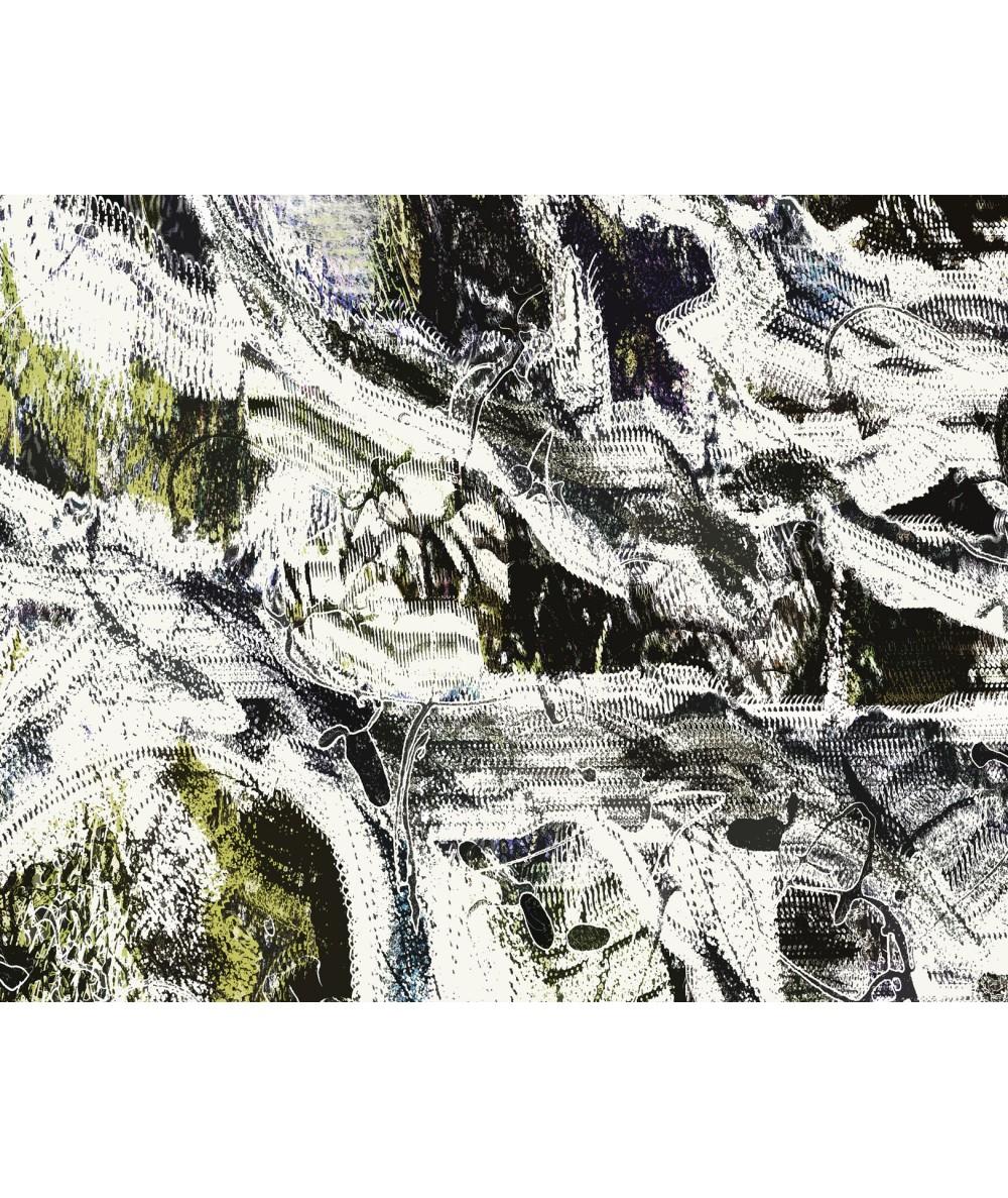 Obraz nowoczesny Korzenie akwarela (1-częściowy) szeroki