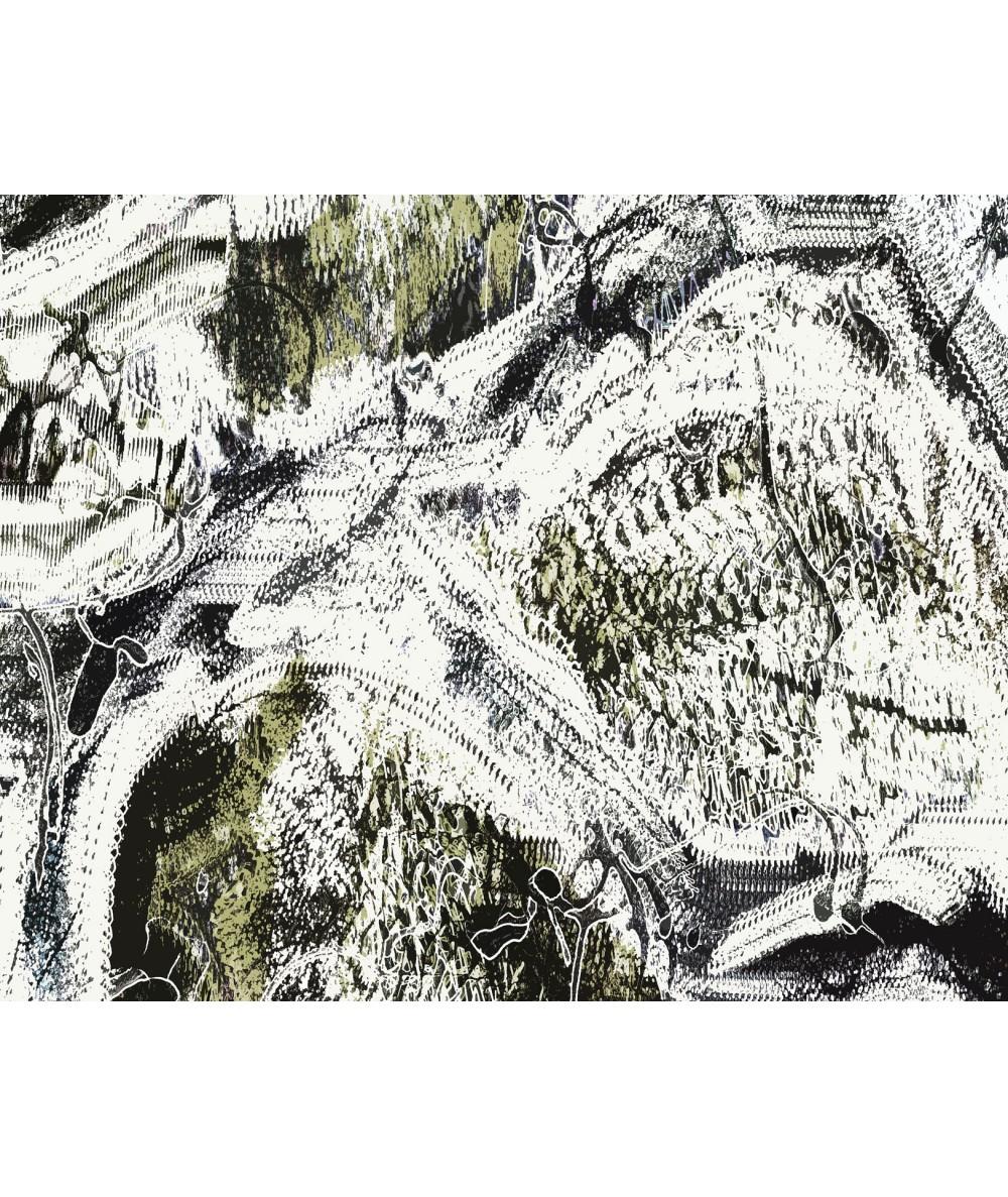 Obraz plakat Obraz las Korzenie akwarela 2 wąski
