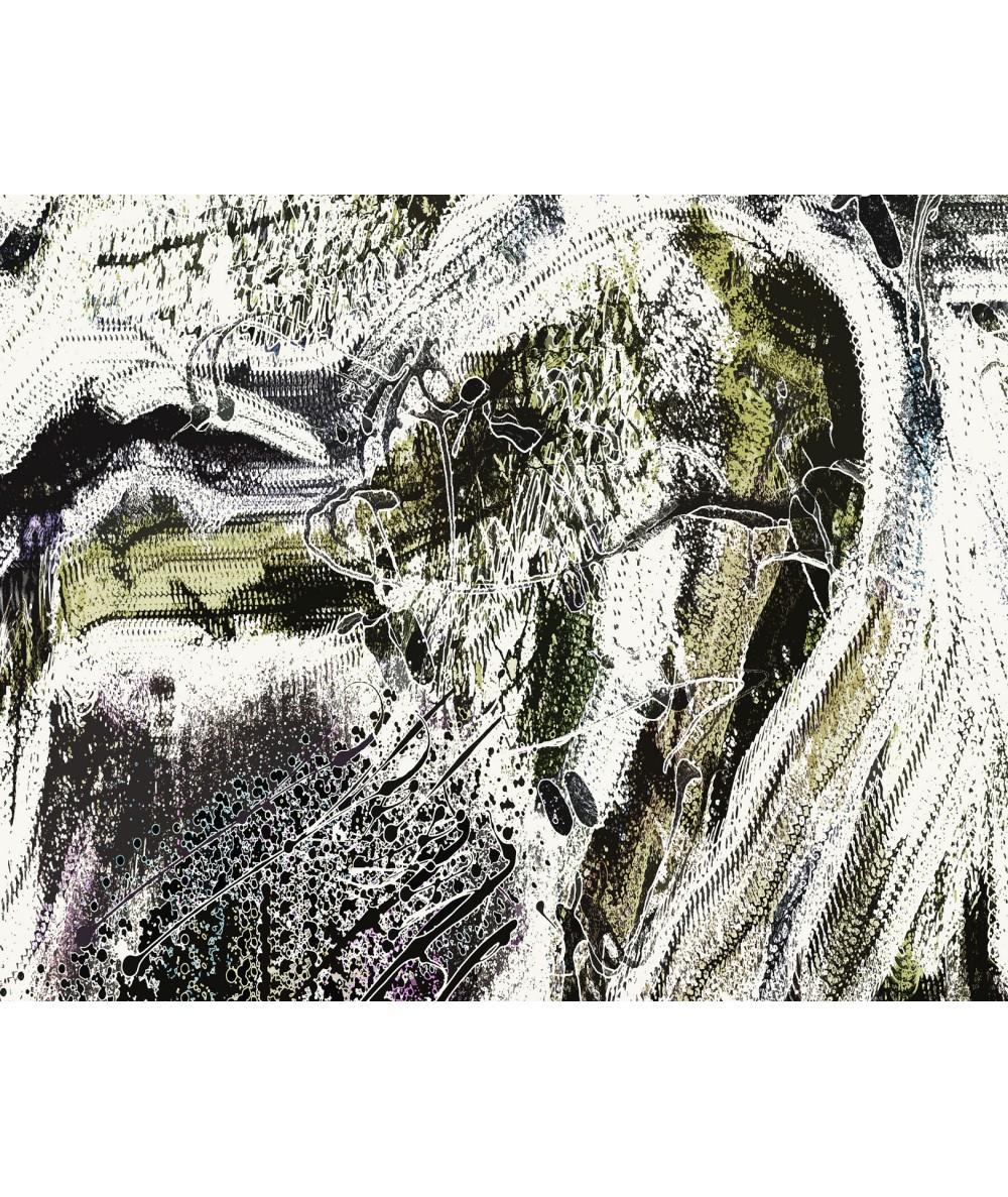 Obraz plakat Obraz natura Korzenie akwarela 3 wąski