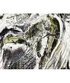 Obraz na płótnie Obraz na ścianę Korzenie akwarela 3 (1-częściowy)