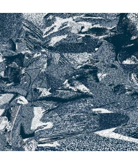Obraz na płótnie Obraz na płótnie Petrol inspiracja (1-częściowy) szeroki