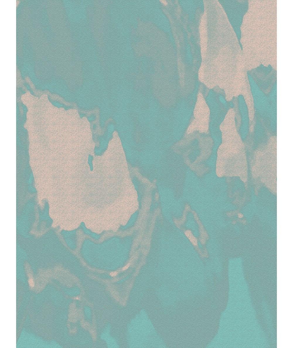 Abstrakcja kwiaty drukowana na płótnie