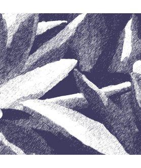 Obraz tryptyk Lilia wodna (3-częściowy) długi