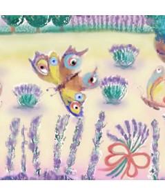 Obrazek do kuchni Lavender obraz plakat