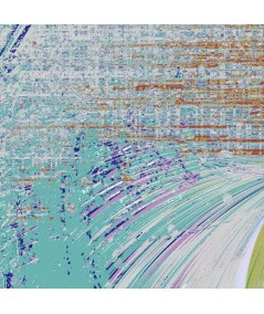 Obraz na płótnie Obraz na płótnie W modzie (1-częściowy) kwadrat