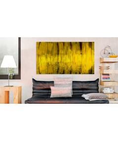 Obraz na płótnie Obraz nowoczesny abstrakcja Słońce
