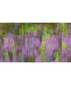 Obraz na płótnie Abstrakcja na ścianę Przyroda (1-częściowy) szeroki