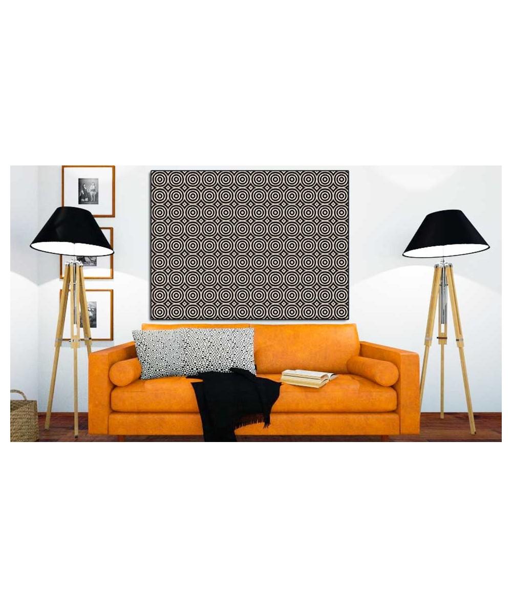 Obrazy 3d - Obrazy 3d koła na ścianę Spodki (1-częściowy) szeroki