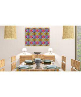 Obraz na płótnie Obraz kawa na ścianę Mechico (1-częściowy) szeroki