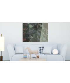 Obraz na płótnie Obraz nowoczesny na ścianę Krajobraz miejski