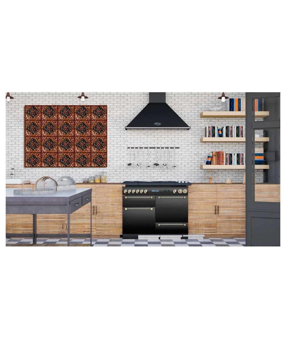 Obrazy kawa - Obraz do kuchni i jadalni Kolumbia (1-częściowy) szeroki