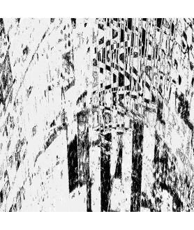Obrazy na płótnie Szara mozaika obraz plakat