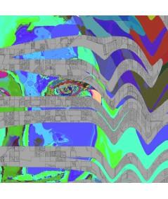 Kolorowa grafika cyfrowa, fragment, grafikiobrazy.pl