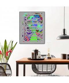 Nowoczesne, kolorowe grafiki do domu, biura