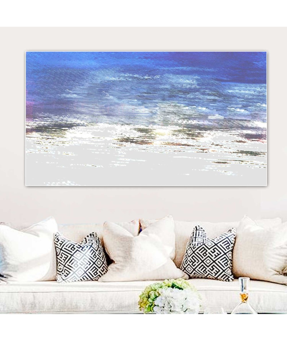 Obraz marynistyczny Kolor morza (1-częściowy) szeroki