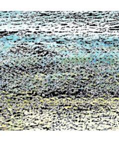 Obraz na płótnie Obraz nowoczesny Morze słońca (1-częściowy) szeroki