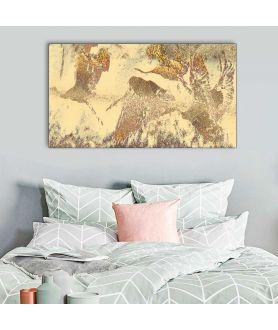 Obraz na płótnie Grafika drukowana Żurawie orientalne, zwierzęta obrazy