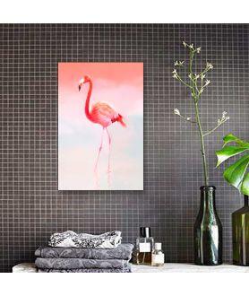 Koralowe obrazy, pastelowe obrazy na płótnie, nowoczesne obrazy z motywami natury, grafikiobrazy.pl