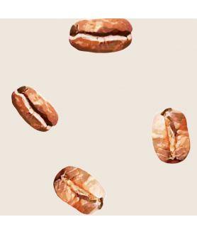 Obraz na płótnie Obraz nowoczesny Coffee time (1-częściowy) szeroki