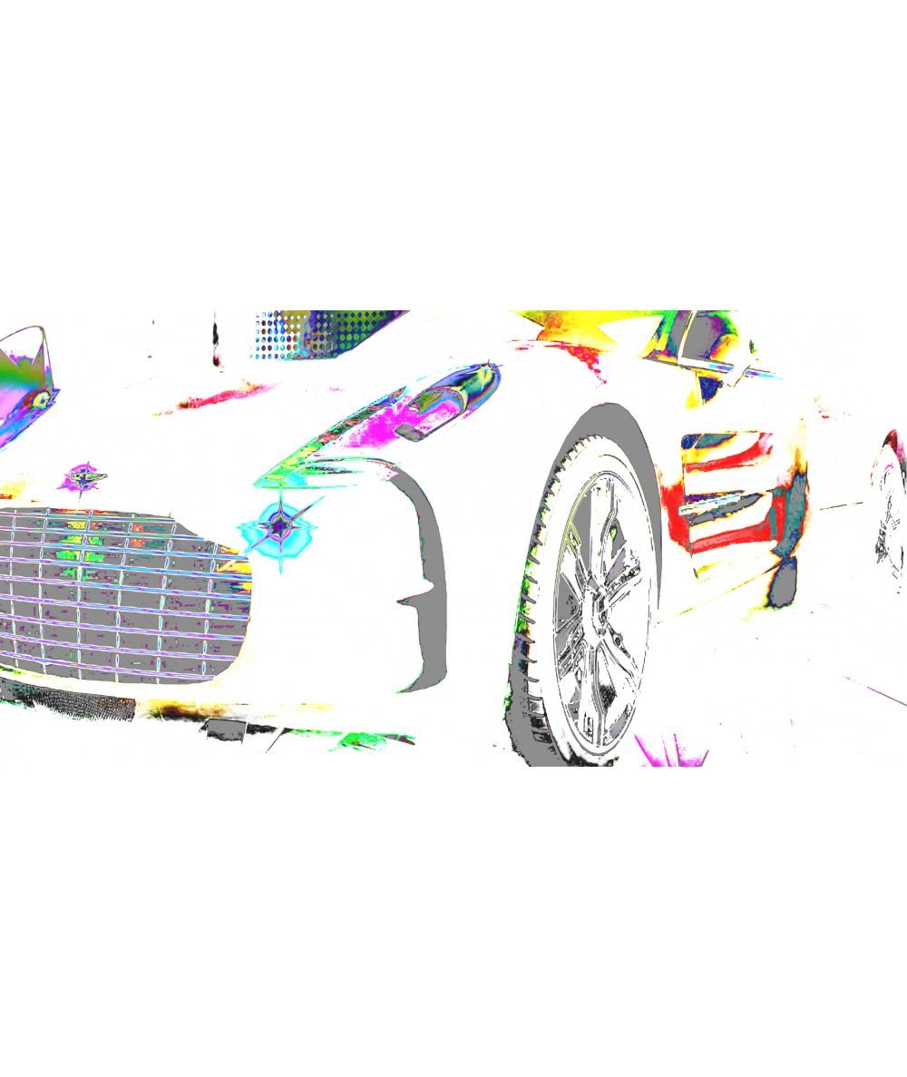 Obrazy samochody Aston design obraz plakat