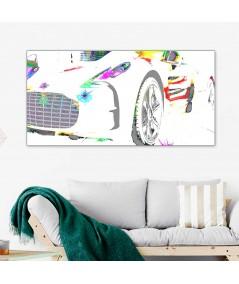 Dekoracja do salonu Obrazy samochody Aston design