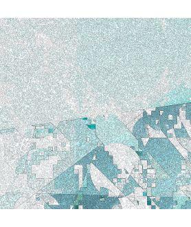 Obraz na ścianę Chłód gór (1-częściowy) pionowy