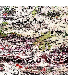 Obraz na płótnie Obraz krajobraz górski W górach (1-częściowy) szeroki