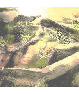 Obraz tani Drzewa i las (1-częściowy) szeroki
