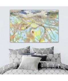 Obraz na płótnie Obrazy natury Korzenie w wodzie