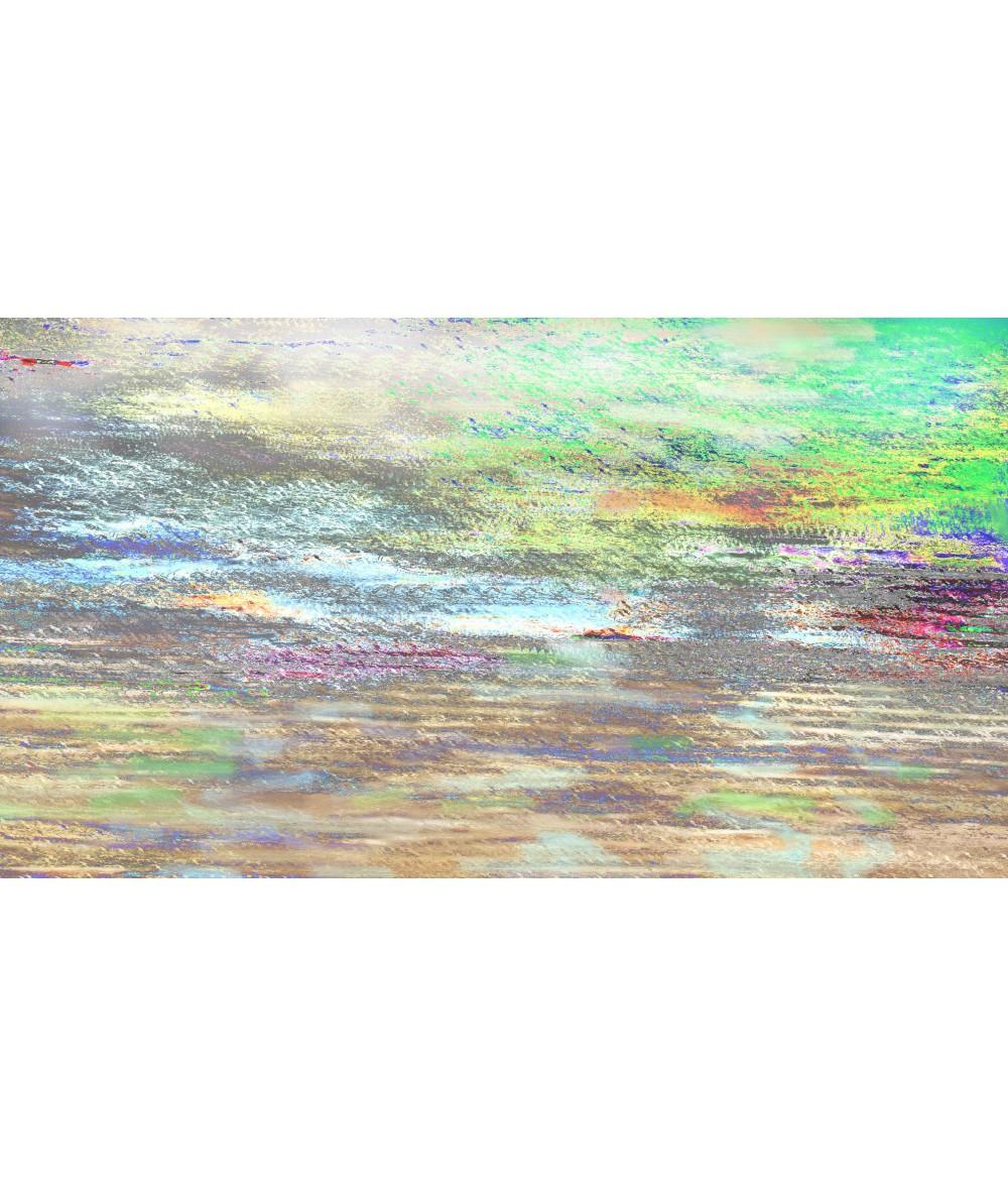Grafika na ścianę Niebo w moim jeziorze obraz plakat