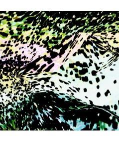 Obraz na płótnie Obraz noc Morskie fale (1-częściowy) szeroki
