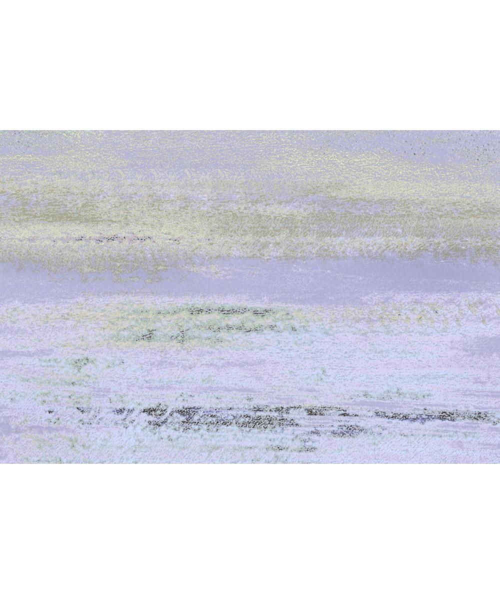 Obraz fioletowy Poranek (1-częściowy) szeroki