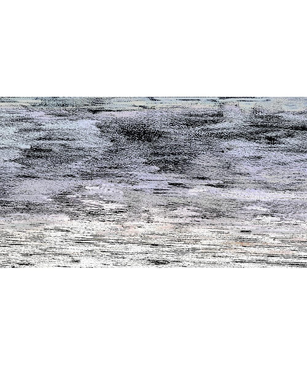 Nowoczeny obraz Niebieskie jezioro (1-częściowy) szeroki