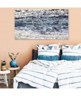 Obraz na płótnie Obraz na płótnie krajobraz W blasku księżyca