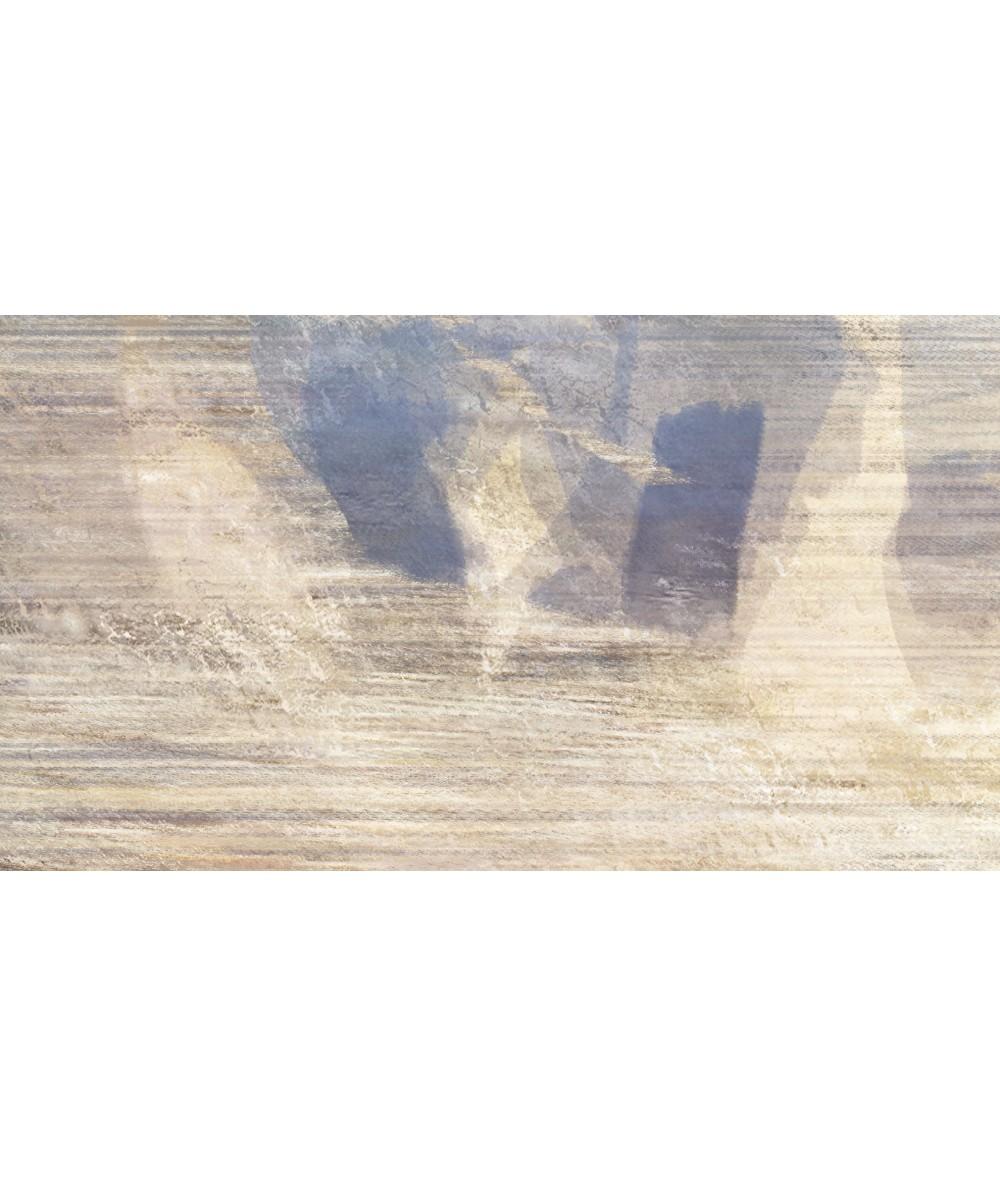 Nowoczesny obraz plakat Mgła