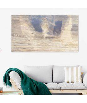 Obraz na płótnie Nowoczesna grafika Mgła (1-częściowy) szeroki