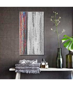 Obraz na płótnie Obraz na ścianę Linia horyzontu (1-częściowy) szeroki