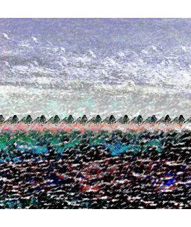 Obraz na płótnie Horyzont (1-częściowy) szeroki