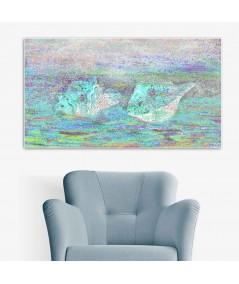 Obraz na płótnie Morskie skarby obraz Muszle morskie