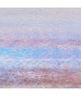 Obraz na płótnie Obraz morski krajobraz Bałtyk (1-częściowy) szeroki
