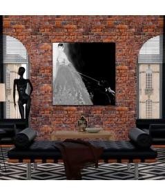 Obraz na ścianę Sabrina (1-częściowy) kwadrat