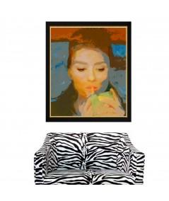 Obraz na płótnie Szminka Audrey Hepburn