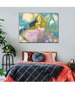 Obraz Marilyn Monroe ballerina (1-częściowy) szeroki