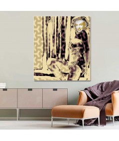 Obraz plakat współczesny Marilyn no. 2