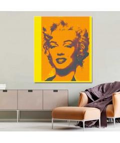 Obraz plakat współczesny Pop art Monroe