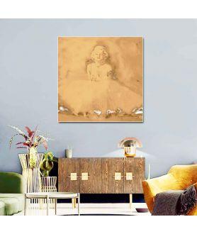 Obraz plakat współczesny Marilyn Monroe baletnica retro